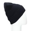 Dzianinowa czapka wywijana bata, multi color, 909-0490 - 26