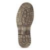 Brązowe zimowe obuwie męskie ze skóry weinbrenner, brązowy, 896-4693 - 18