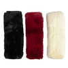 Futrzany szal damski bata, multi color, 909-0515 - 13