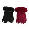 Rękawiczki damskie zfuterkiem bata, multi color, 909-0505 - 13