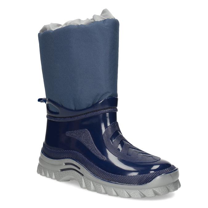 Granatowe śniegowce mini-b, niebieski, 392-9301 - 13
