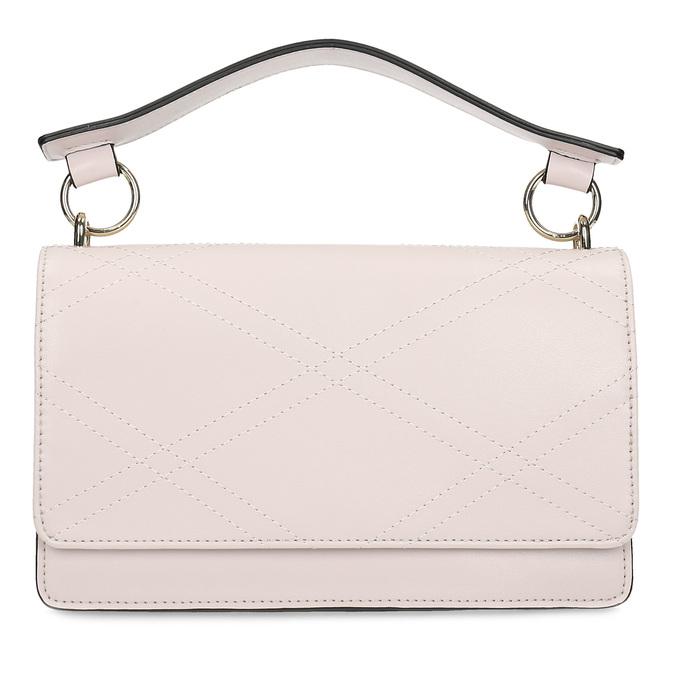 Jasnoróżowa torebka damska bata-red-label, różowy, 961-5951 - 26