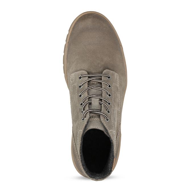 Zimowe obuwie męskie weinbrenner, beżowy, 896-8107 - 17