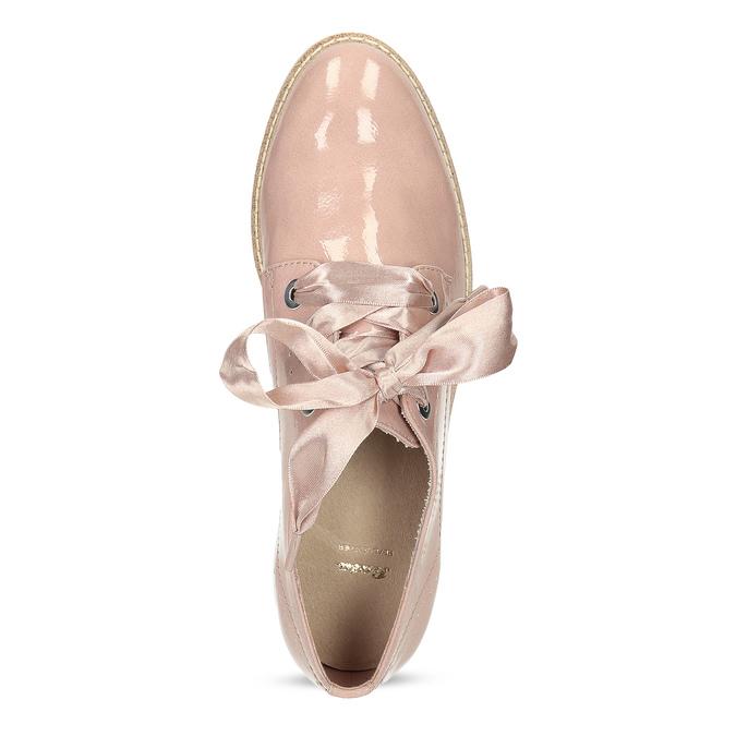 5215648 bata, różowy, 521-5648 - 17