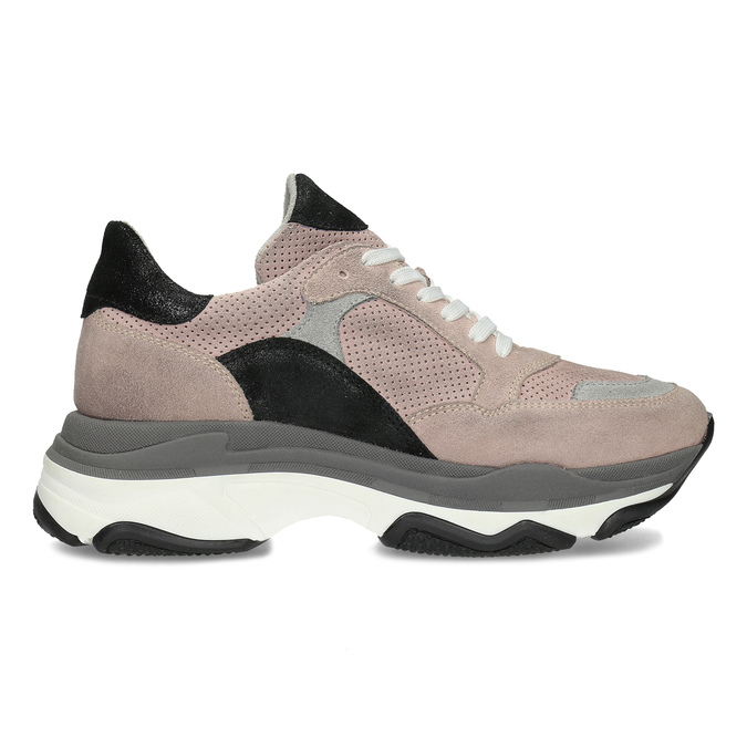 5235601 bata, różowy, 523-5601 - 19