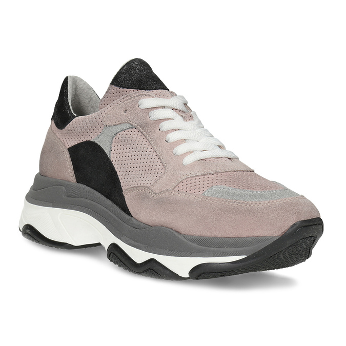 5235601 bata, różowy, 523-5601 - 13