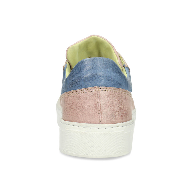 8465735 bata, różowy, 846-5735 - 15