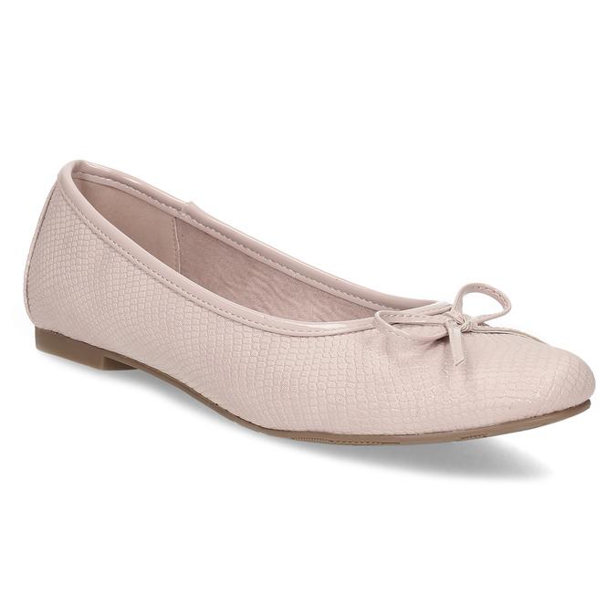 5218651 bata, różowy, 521-8651 - 13