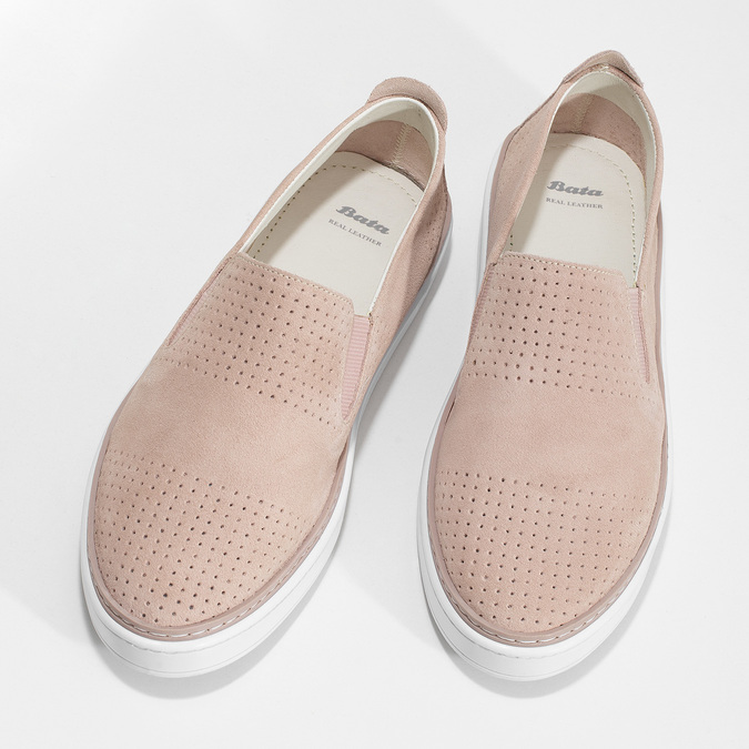 5335601 bata, różowy, 533-5601 - 16