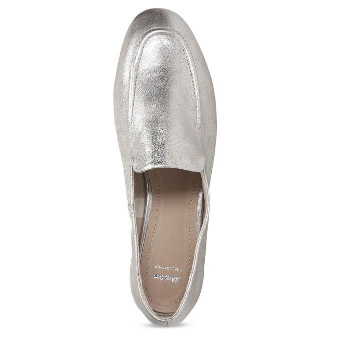 5185605 bata, srebrny, 518-5605 - 17