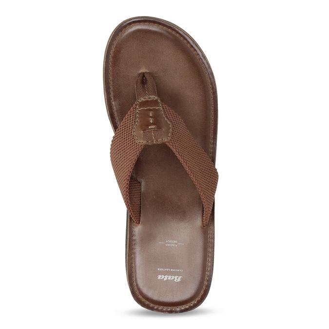 8693600 bata, brązowy, 869-3600 - 17