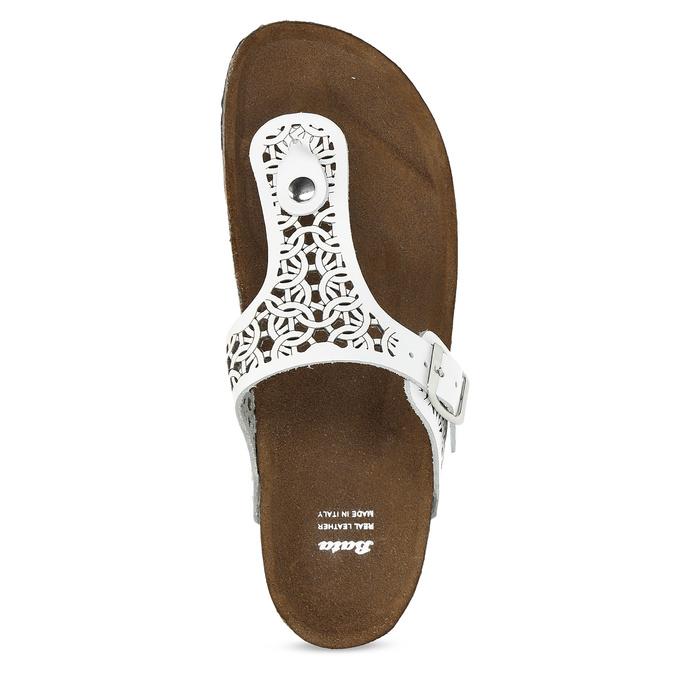 5611602 bata, biały, 561-1602 - 17