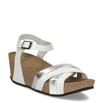 6641608 bata, biały, 664-1608 - 13