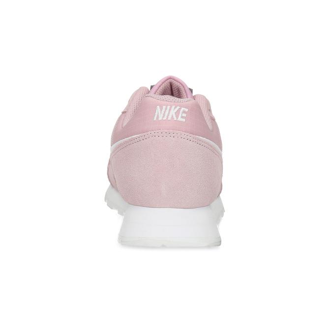 5095105 nike, różowy, 509-5105 - 15