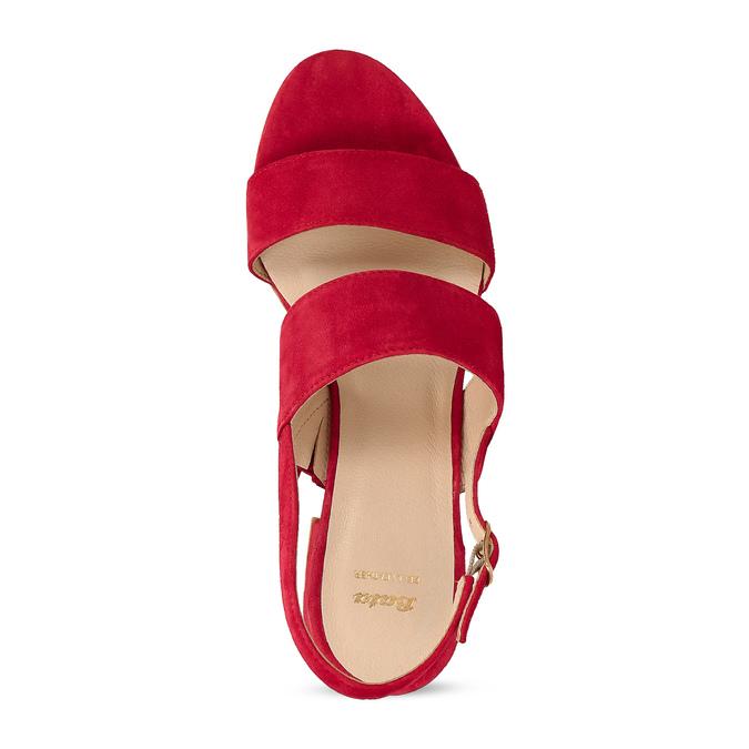 7135600 bata, czerwony, 713-5600 - 17