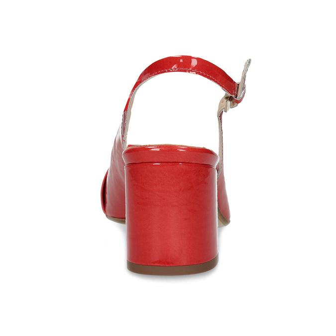6285632 bata, czerwony, 628-5632 - 15