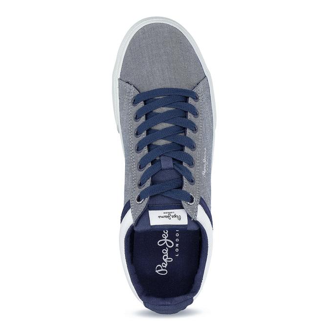 8499103 pepe-jeans, niebieski, 849-9103 - 17