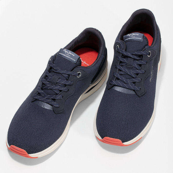 8499115 pepe-jeans, niebieski, 849-9115 - 16