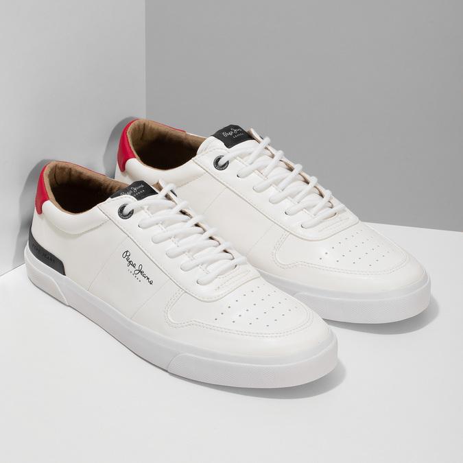 8411105 pepe-jeans, biały, 841-1105 - 26