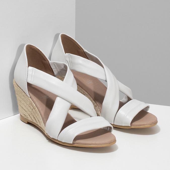 6541600 bata, biały, 654-1600 - 26