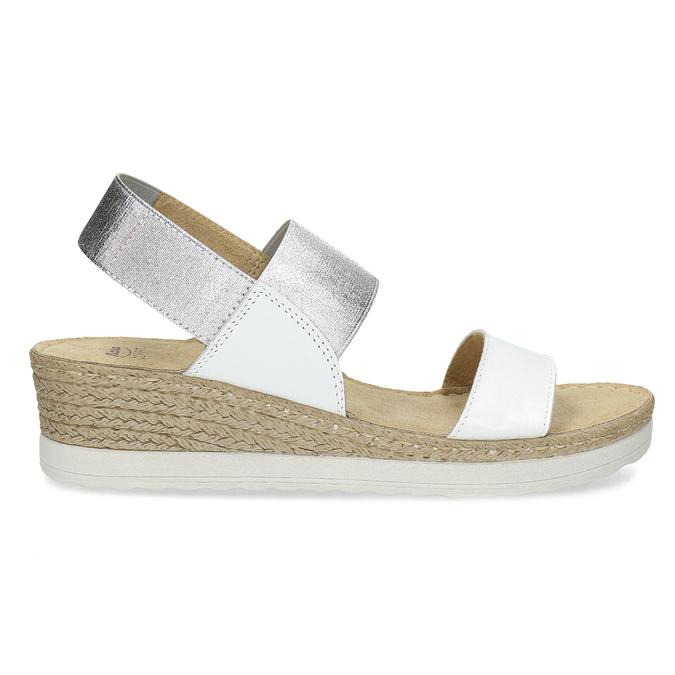 6641600 bata, biały, 664-1600 - 19