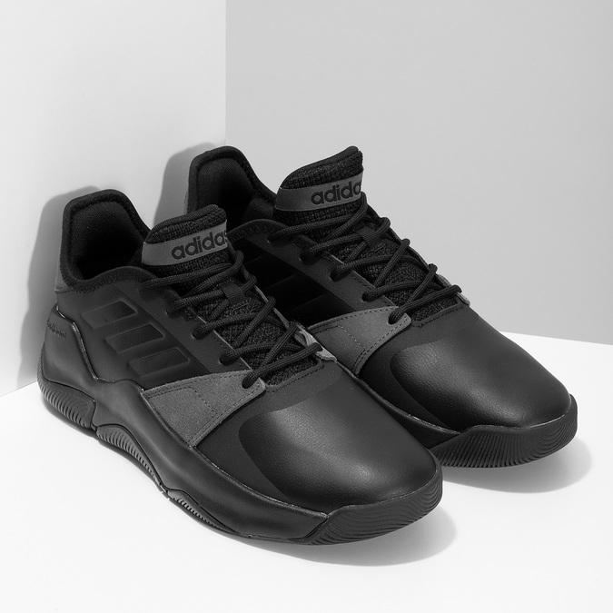 8016223 adidas, czarny, 801-6223 - 26