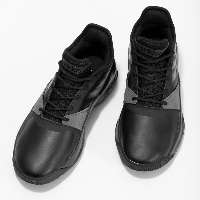 8016223 adidas, czarny, 801-6223 - 16