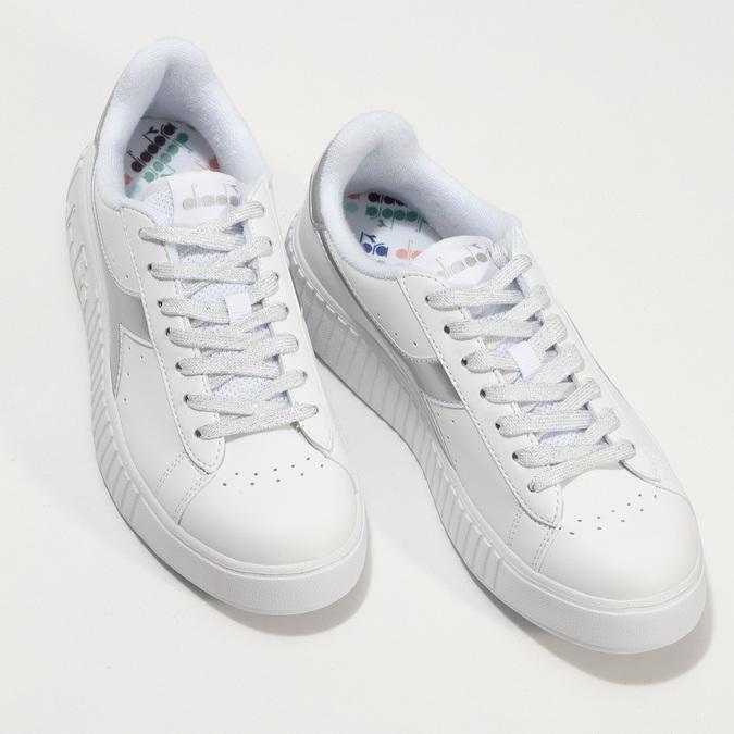 5011306 diadora, biały, 501-1306 - 16