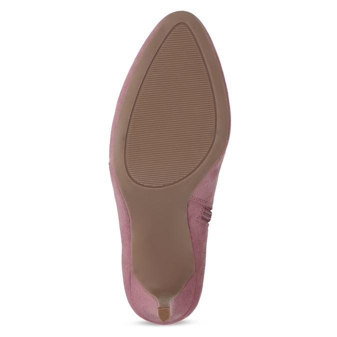 7995603 bata-red-label, różowy, 799-5603 - 18